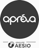 Logo Apreva Groupe Aesio